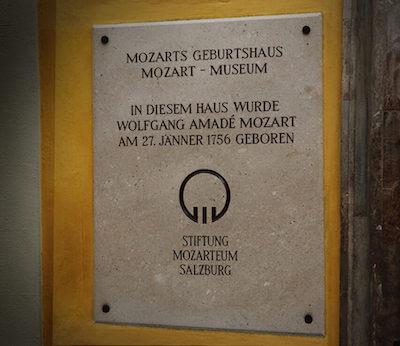 Accordo @ Mozart Birthplace